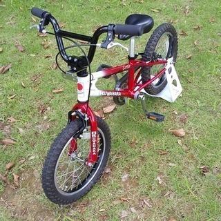 子供用BMX クワハラ ガーティ