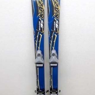 ▶カービングスキー 160cm カザマ スキー板  winter...