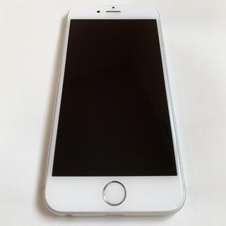 iPhone 6 64GB  シルバー au