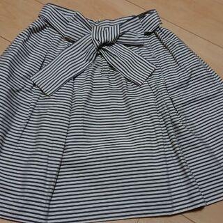 ☆アナトリエ☆ リボン付きスカート