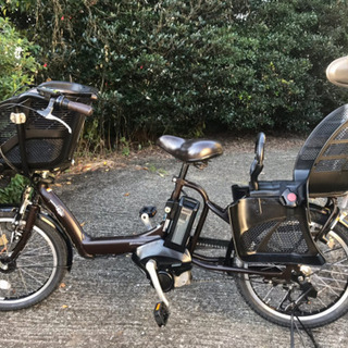 K3K電動自転車A58Eヤマハパスリトルモア20インチ12アンペ...