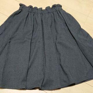 ☆クチュールブローチ☆ ギャザースカート