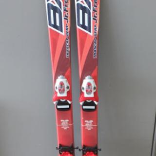 ▶ジュニアスキー 128cm BXB JXH1 スキー板 2点セ...