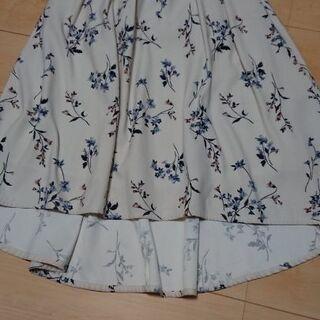 ☆OZOC☆ 花柄テールスカート