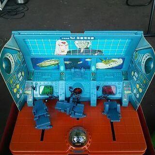 野村トーイ・宇宙戦艦ヤマト第一艦橋作戦司令室デッドストック超プレ...