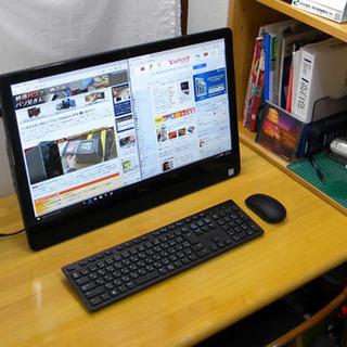 Dell 24インチ デスクトップPC 3459 Core i5...