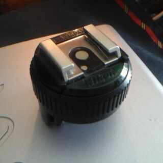 Nikon AS-4 ニコンF3用ガンカプラーAS-4