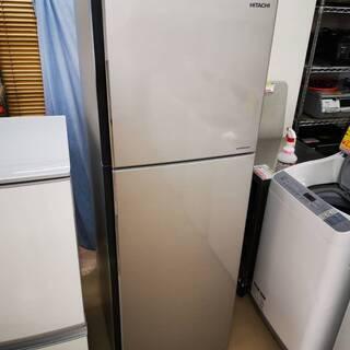 使用期間が短くきれいな冷蔵庫