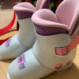 スキー靴꙳★*゚女の子21-22