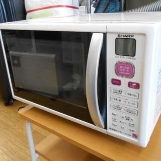 SHARP オーブンレンジ RE-CE80-KP 2012年製 ...