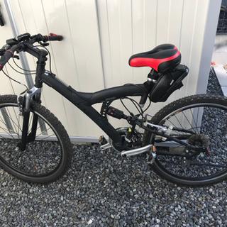 街乗り用マウンテンバイク