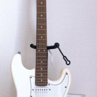 ギターセット ホワイト