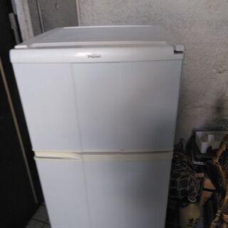 ハイアール冷蔵庫98L 2011年製夜8時半まで営業中!
