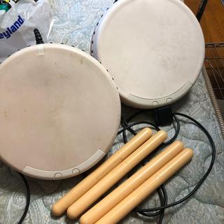 プレステ2 太鼓の達人セット