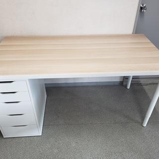 新古品 イケア 机 デスク テーブル
