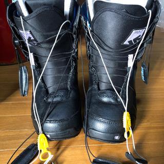 バートンスノボー靴