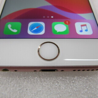 auiPhone 6s 64GB ネットワーク〇 MKQR2J/A ローズゴールド【スマホ買取のアールワン田川店】 - 携帯電話/スマホ