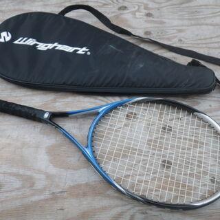 Winghart 硬式テニスラケット FENCER SP ケース付