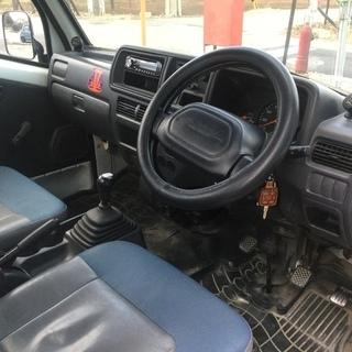 スバル サンバートラック4WD 車検MAX‼️ − 長野県