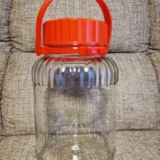 果実酒瓶 4リットル