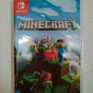 Switchソフト Minecraft 未使用新品