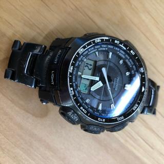 腕時計電池交換 600円(税込)でいたします。G-SHOCKは1...