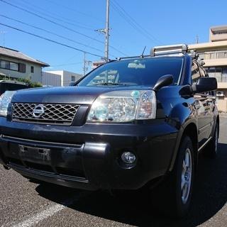 エクストレイル 4WD 車両価格37.8万円 愛知・岐阜・三重限定