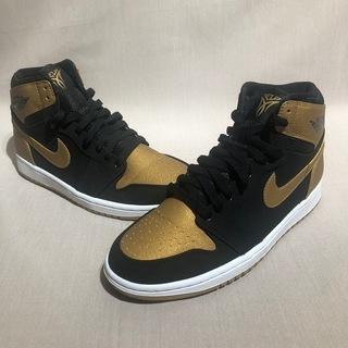 美中古 NIKE AIR JORDAN 1 HIGH × CAR...