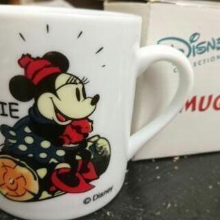 新品未使用 ミニーマウス マグカップ