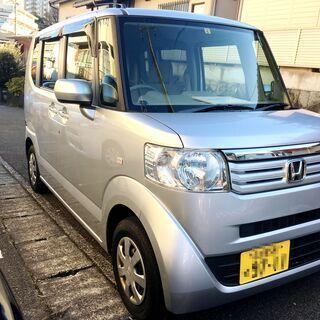 平成24年式 ホンダ N-BOX G JF1 シルバー 車検R3...