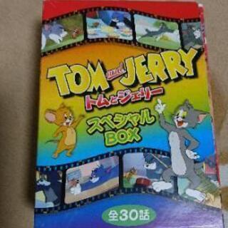 トムとジェリーのDVDセット 全30話