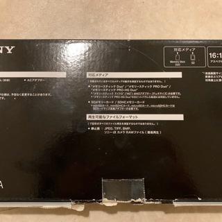 未使用 SONY デジタルフォトフレーム S-Frame DPF...