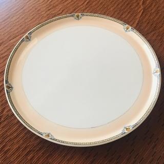 ⑥【オールドノリタケ 丸大皿】大正時代製 アンティーク