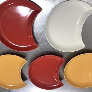 大皿プレート5枚 日本製