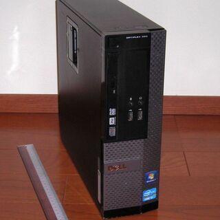 DELL小型デスクトップ Optiplex390 (Ci3-21...