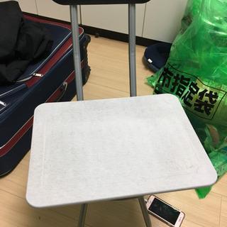 蒸れない 珪藻土パイプ椅子