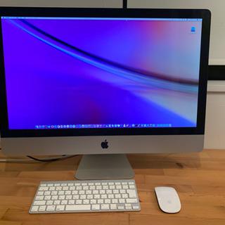 【最終値下げ!】iMac Late2009 27インチ