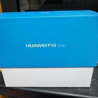 UQモバイル HUAWEI P10lite simフリー