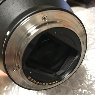 10月末購入 sony FE 70-300mm F4.5-5.6...
