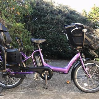 K3A電動自転車A63Eヤマハパスキッス20インチ8アンペア充電器なし