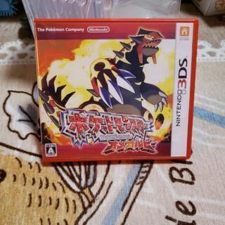 3DS ポケットモンスター オメガルビー