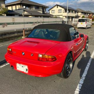 BMW Z3 左ハンドルMT 1997年