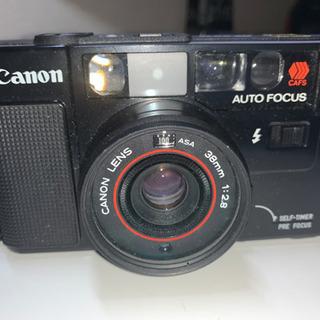 【再値下】キャノン Canon AF35M フィルムカメラ ビン...