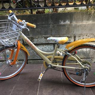 20インチ 女の子自転車