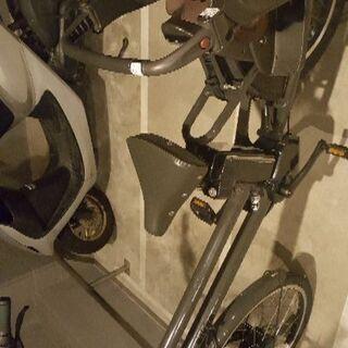 (価格交渉OK)子乗せ電動自転車ブリジストン(bikkeGRI)