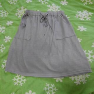 (L) 総ゴムスカート