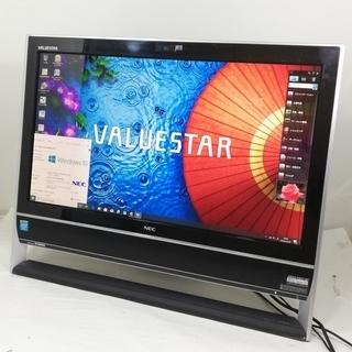 NEC VALUESTAR 21.5型液晶一体型パソコン中古 V...