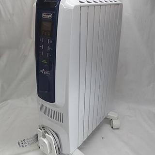 デロンギ ドラゴンデジタルスマート オイルヒーター QSD071...