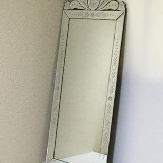 鏡★LJ-H025★【新品未使用】【傷・汚れ・サビあり】