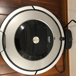 ルンバ 876 美品 お掃除ロボット